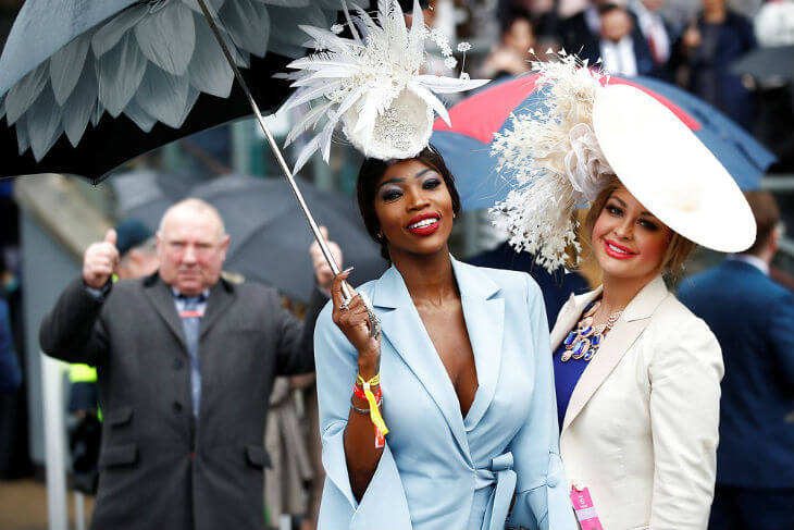 Cheltenham 2020 ladies day