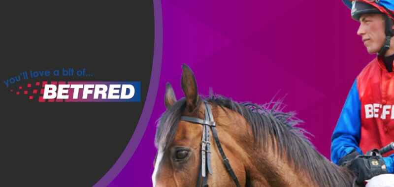 Betfred deal with at the Races